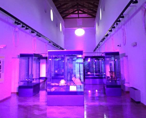 Prevenzione, il Museo Archeologico Nazionale di Eboli si tinge di rosa - aSalerno.it