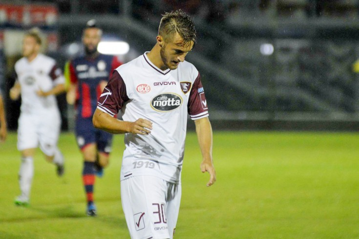 Poker del Crotone, Salernitana tramortita allo Scida - aSalerno.it