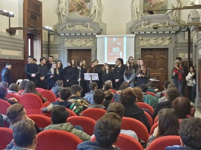 Consulta Provinciale degli Studenti contro la violenza sulle donne - aSalerno.it