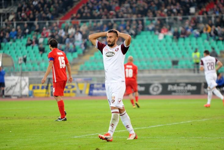 Coda, Troisi e il primo gol all'Arechi - aSalerno.it