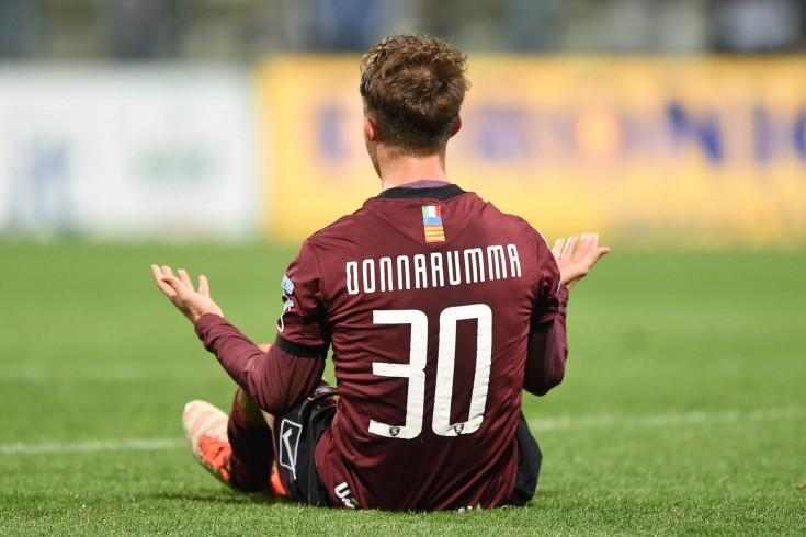 """Donnarumma, fiducia e gol: """"Spero di giocare con continuità ora"""" - aSalerno.it"""