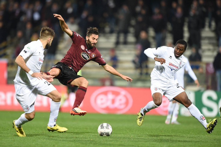 Turnover in Tim Cup contro lo Spezia - aSalerno.it