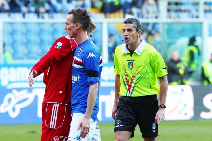 Renzo Candussio è l'arbitro di Bari Salernitana - aSalerno.it