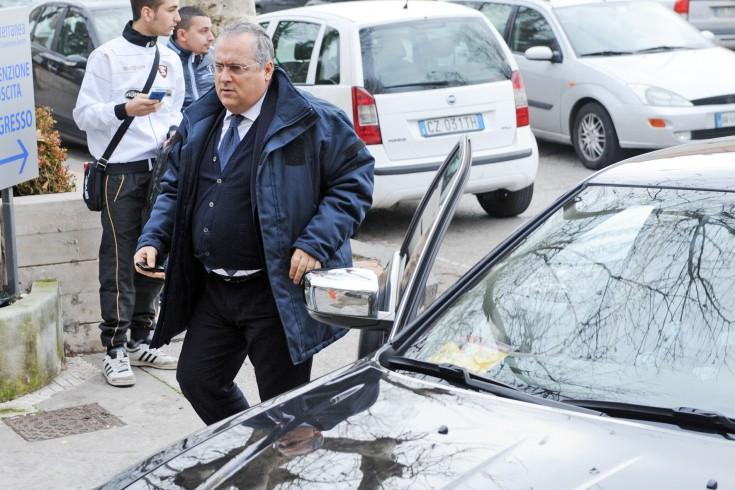 Lotito ad alta velocità, 70mila euro di multe non pagate - aSalerno.it