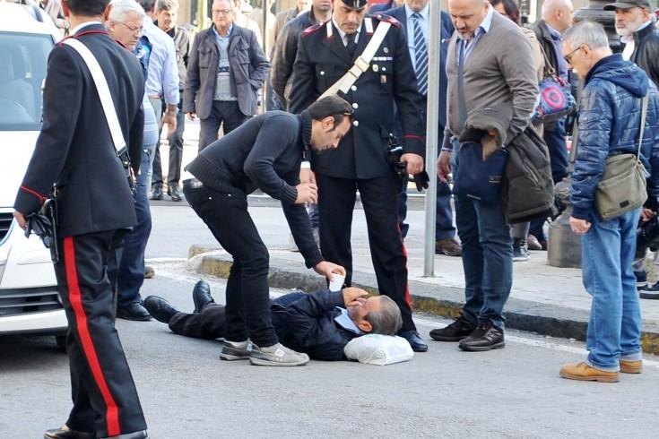 Morto l'anziano investito all'inaugurazione di piazza Vittorio Veneto - aSalerno.it