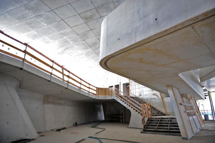 Stazione marittima, inaugurazione a dicembre con l'iraniana Zaha Hadid - aSalerno.it