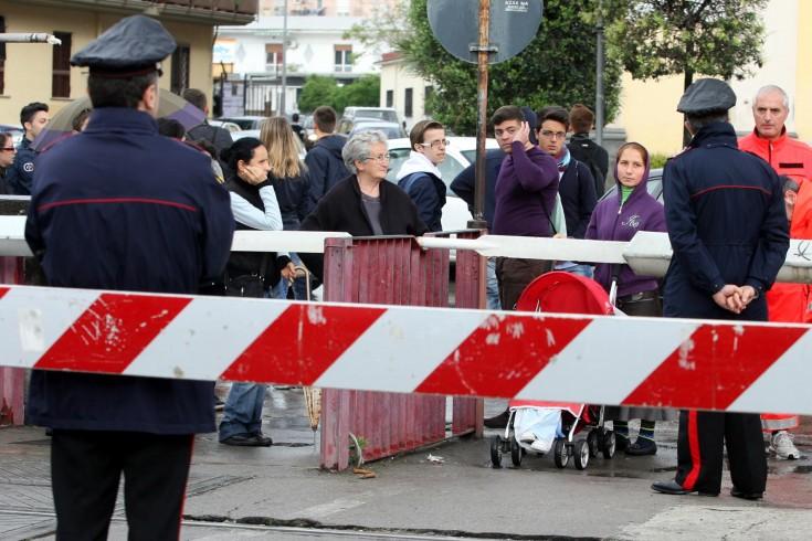 """Niente barriere al passaggio al livello, caos sulla """"Napoli-Salerno"""" - aSalerno.it"""