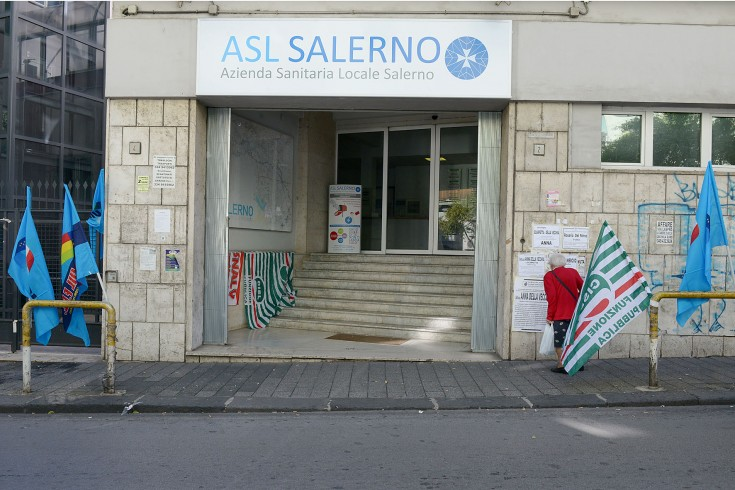 """L'Asl di Salerno commissariata"" - aSalerno.it"