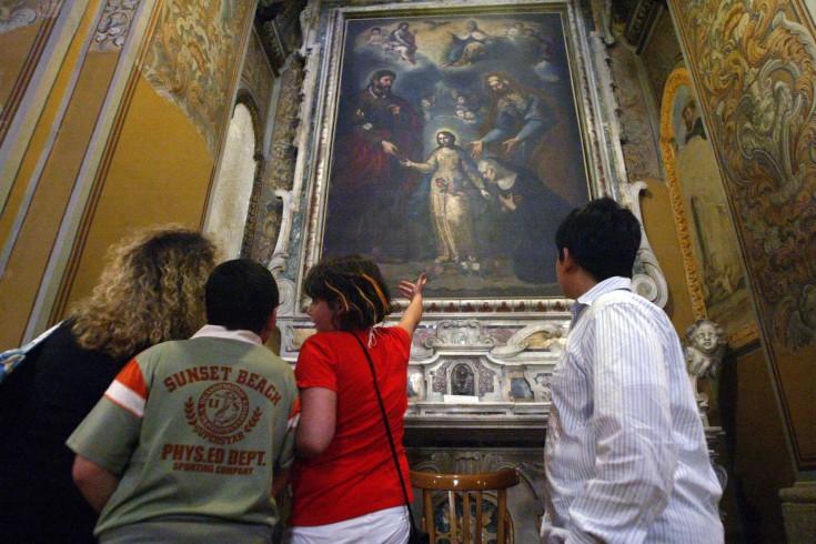 """Chiesa di San Giorgio, si """"aprono"""" le porte di un tesoro salernitano - aSalerno.it"""