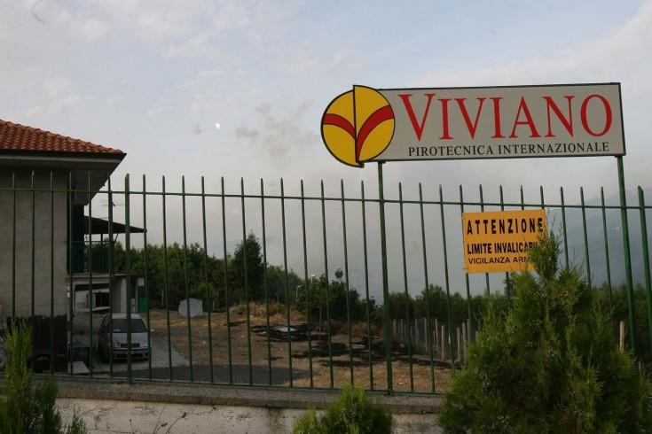 Mercato San Severino piange Viviano, il re dei fuochi d'artificio - aSalerno.it