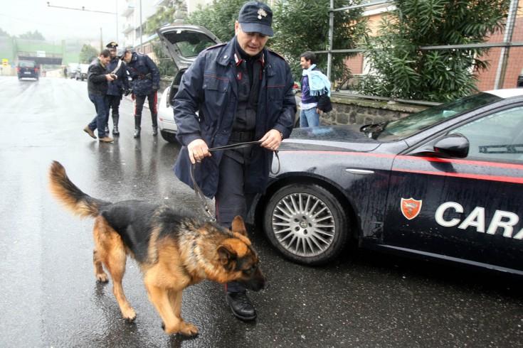 Sapri, arrestati 2 giovani in possesso di hashish e cocaina - aSalerno.it