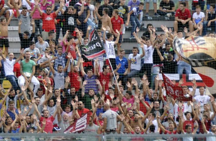 Daspo per un tifoso della squadra di calcio di Nocera - aSalerno.it
