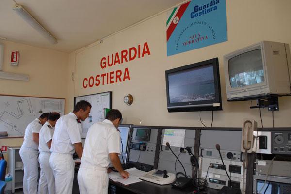 Il nuovo direttore marittimo in visita alla Capitaneria di Porto - aSalerno.it