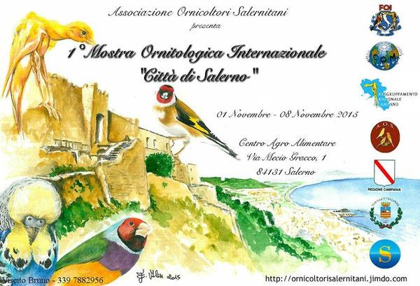 """Al via la prima """"Mostra Ornitologica Internazionale Città di Salerno"""" - aSalerno.it"""