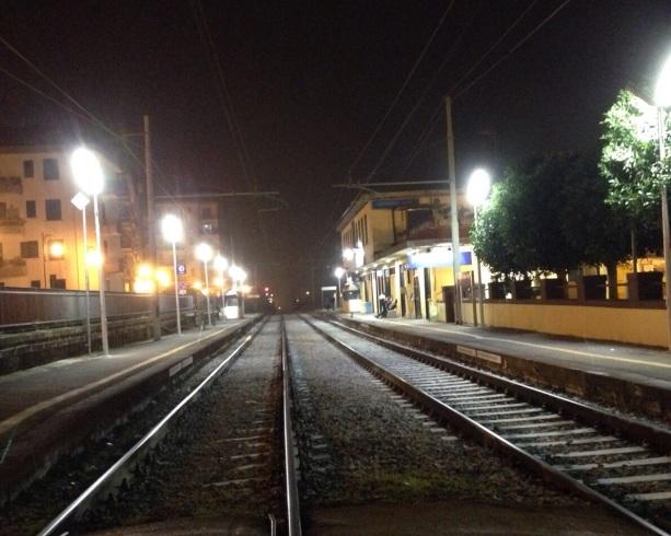 La stazione ferroviaria di Nocera Superiore s'illumina di led - aSalerno.it