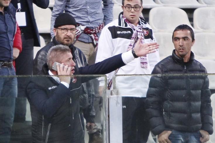 """Torrente: """"Sono felice, battuta la miglior difesa del campionato"""" - aSalerno.it"""