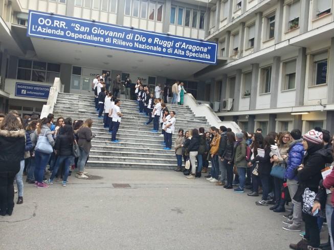 Assenteismo al Ruggi, 500 dipendenti rischiano il processo - aSalerno.it