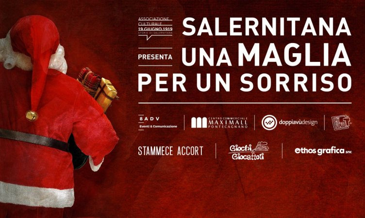 Acquisto granata per regalare un sorriso,l'iniziativa benefica su eBay - aSalerno.it