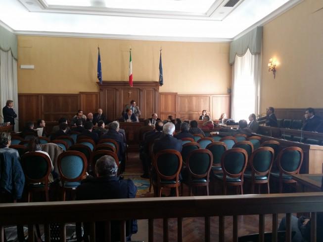 Sindaci a Palazzo Sant'Agostino assemblea per il bilancio - aSalerno.it