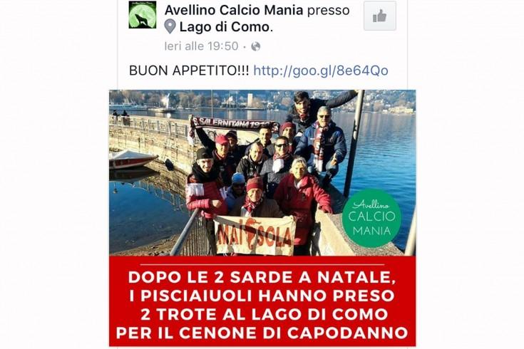 FOTO – Verso Avellino: è già derby sui social - aSalerno.it
