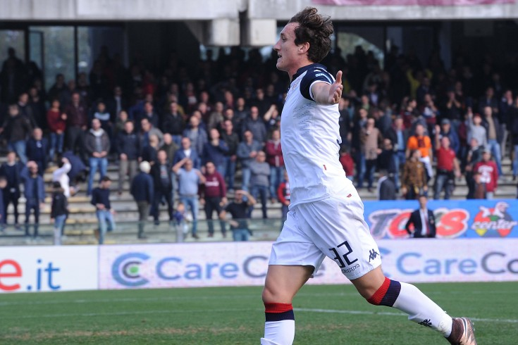 """Cagliari, Giannetti: """"Colpito nei due momenti topici del match"""" - aSalerno.it"""