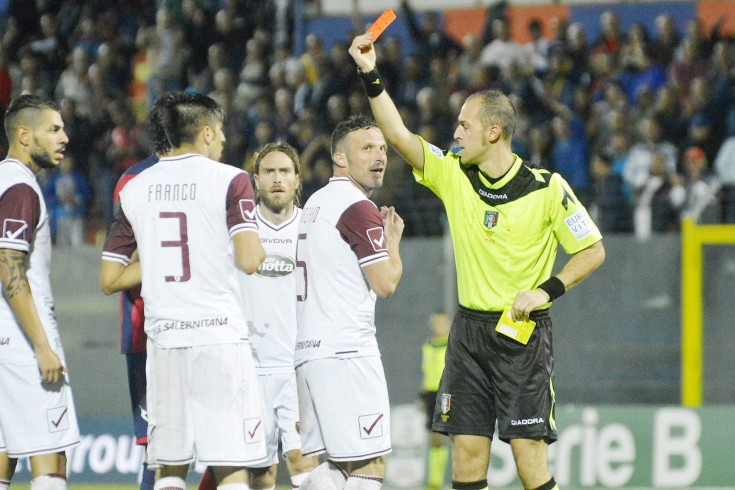 Luca Pairetto dirigerà la partita tra Salernitana e Cagliari - aSalerno.it