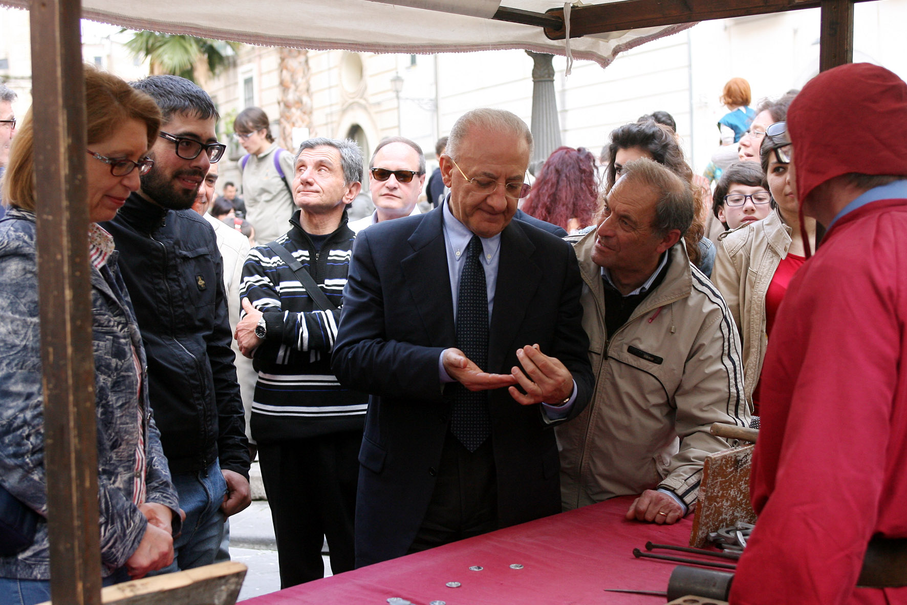 25 04 2014 Salerno Fiera Del Crocifisso Ritrovato.