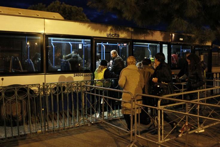 Luci appicciat e traffico i pazz, u Comune sta vot fa part i navett - aSalerno.it