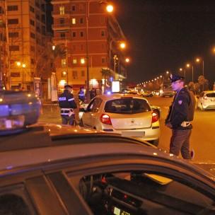 13-02-2015 Salerno Polizia Stradale Operazione Strade Sicure