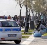 16 04 2015 Salerno Venditori Abusivi sul Lungomare