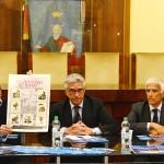 22 04 2015 Salerno Comune Presentazionefiera del Crocifisso Ritrovato