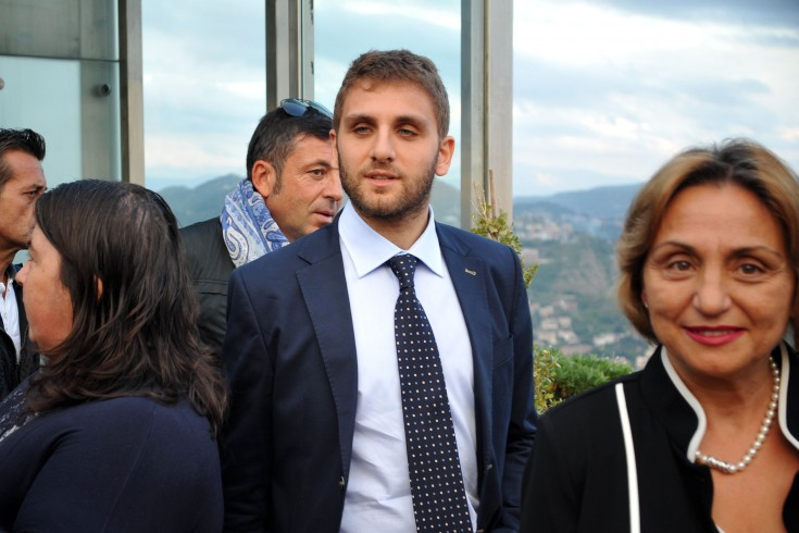 Roberto De Luca a Palazzo Sant'Agostino,nominato Consigliere politico - aSalerno.it