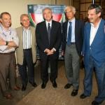 27 07 2011 presentazione stagione teatro dei barbuti al comune di salerno