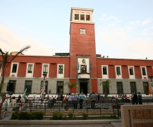 Salerno 15 09 2011 Enrico Letta al convegno dei giovani democratici