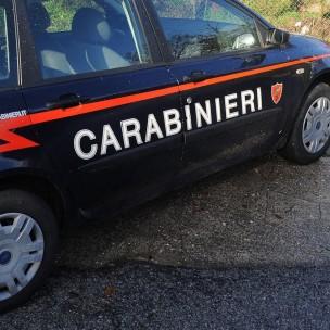 carabinieri 08 12 2012 Incidente Mortale diga dell'Alento