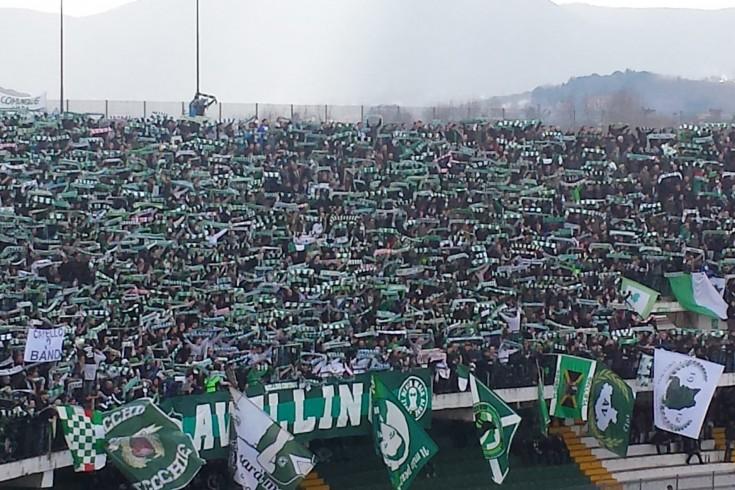 Il derby di Avellino giornata biancoverde. 800 tagliandi per i granata - aSalerno.it