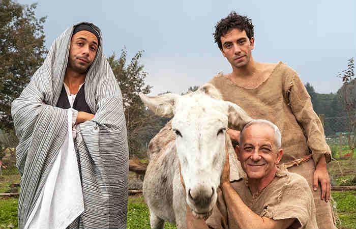 """Eboli, questa sera al Teatro Italia """"Vicini di Stalla"""" - aSalerno.it"""