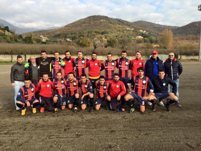 Seconda Categoria, Comunale Fisciano all'inglese sul San Marzano - aSalerno.it
