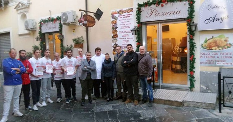 Confesercenti Angri, sforna nuovi pizzaioli e traccia il bilancio 2015 - aSalerno.it