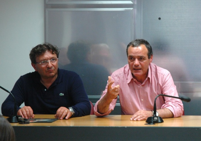 Cgil: Tavella si dimette, De Angelis scrive una lettera - aSalerno.it