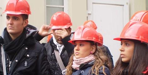 Cava: alternanza scuola-lavoro, il geometra nel futuro presente - aSalerno.it