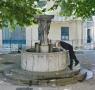 fontana piazza Alario
