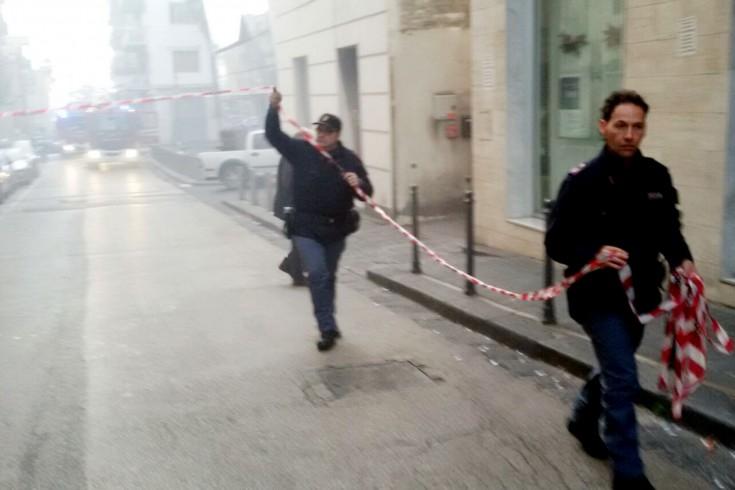 Sottoposti a sequestro penale i locali dell'incendio sul Corso - aSalerno.it