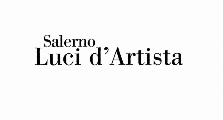 Ecco il marchio Luci d'Artista registrato in Camera di Commercio - aSalerno.it