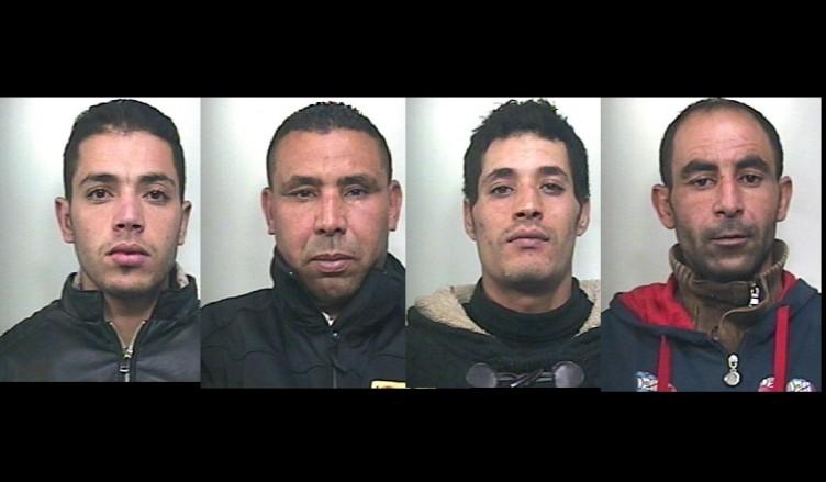 Rubavano gasolio agricolo, 4 marocchini arrestati a Battipaglia - aSalerno.it