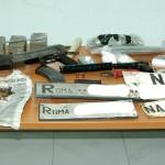 oggetti sequestrati dalla Polizia a Sarno 2