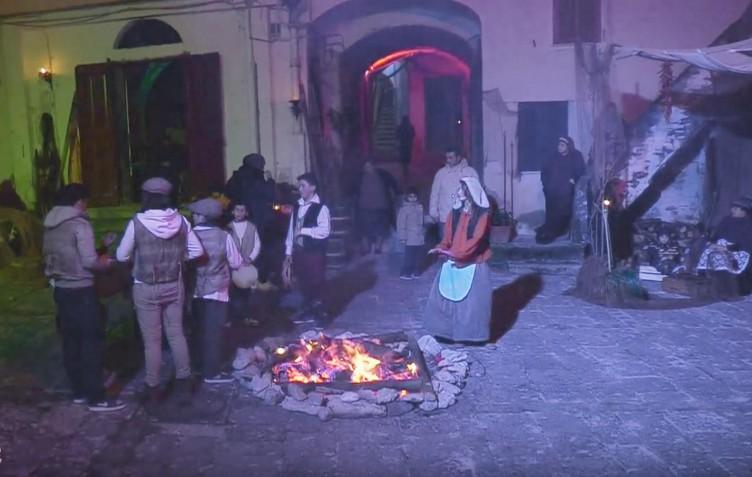 Natale a Cetara, presepe vivente e sapori tradizionali - aSalerno.it