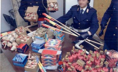Sequestrati 138 chili di botti detenuti illegalmente - aSalerno.it