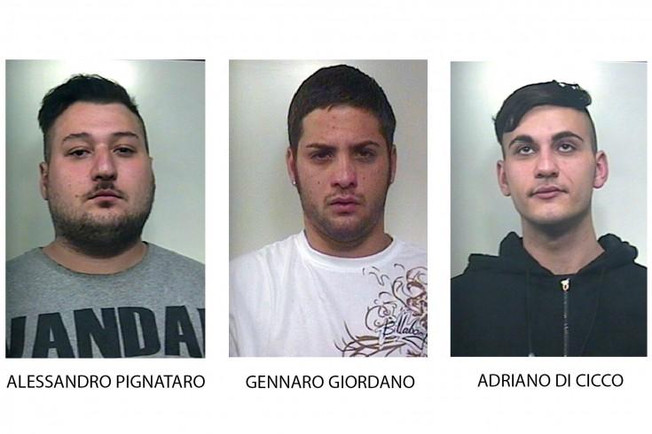 Nocera Inferiore, arrestati tre rapinatori seriali - aSalerno.it