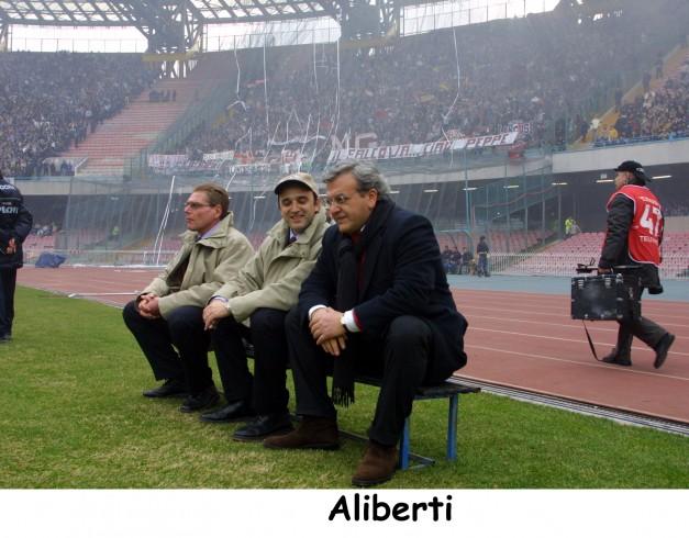 """Aliberti:""""L'Arechi nel cuore, ma mai un invito..Gattuso? Lo andai a prendere in Scozia!"""" - aSalerno.it"""